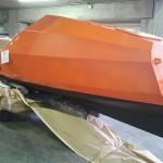 Boat work 13