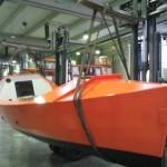 Boat work 14