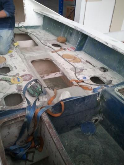 Boat work 5