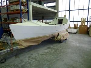 Boat work 7