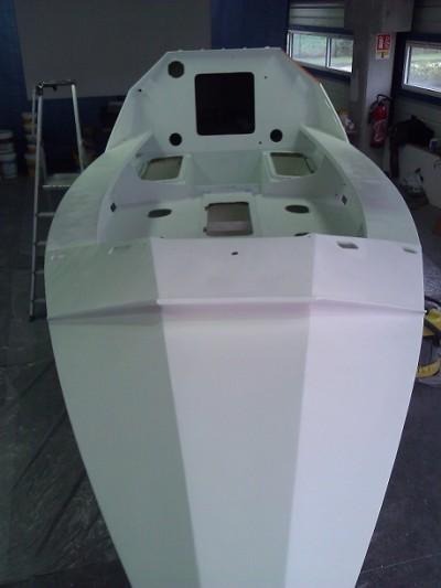 Boat work 8