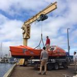 CC4 Pacific - Arrivée à Monterey