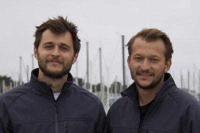 CC4 Pacific : Clément et Christophe à Monterey