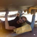 CC4 Pacific : Rénovation de la coque de la Cigogne