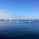 CC4 Pacific - Monterey, départ de la course