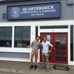 CC4 Pacific - Merci à Monterey Bay Boatworks